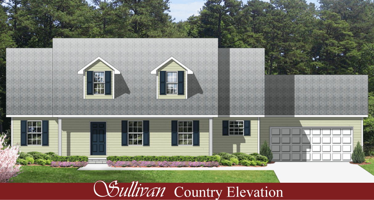 Sullivan hallmark homes indiana 39 s leading on your lot Indiana home builders on your lot