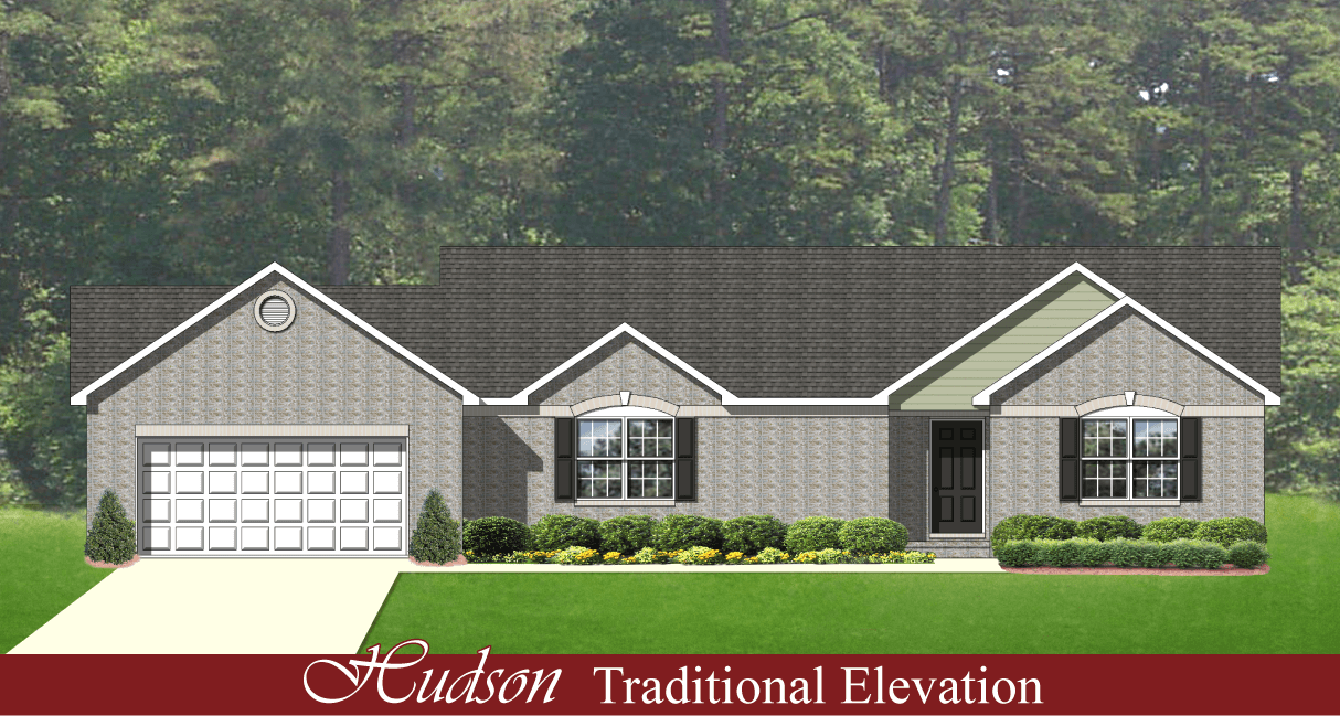 Hudson hallmark homes indiana 39 s leading on your lot for Indiana home builders on your lot
