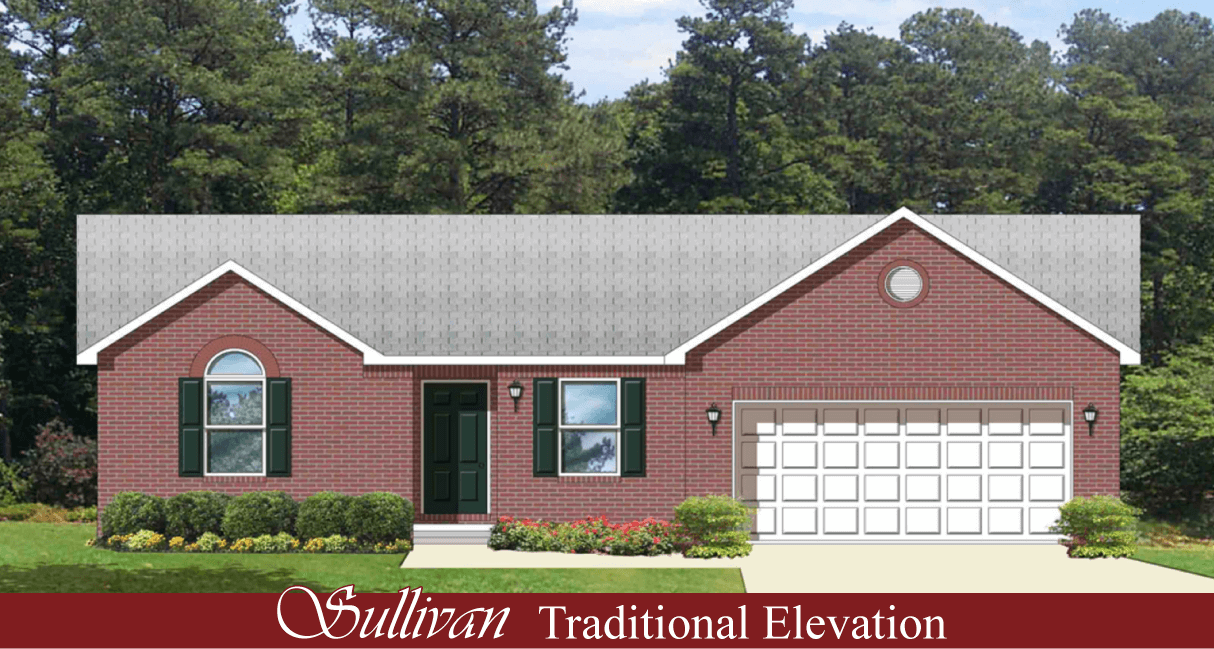 Sullivan hallmark homes indiana 39 s leading on your lot for Indiana home builders on your lot