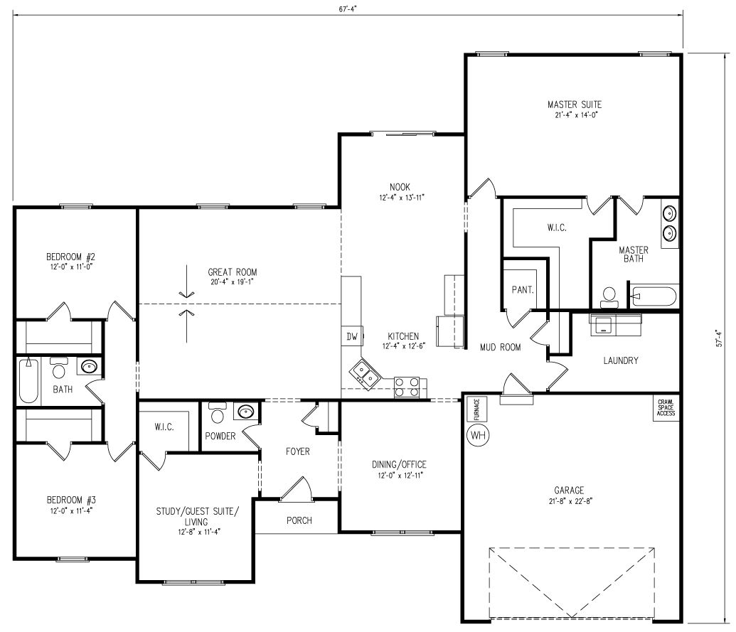 Avondale hallmark homes indiana 39 s leading on your lot for Hallmark homes floor plans