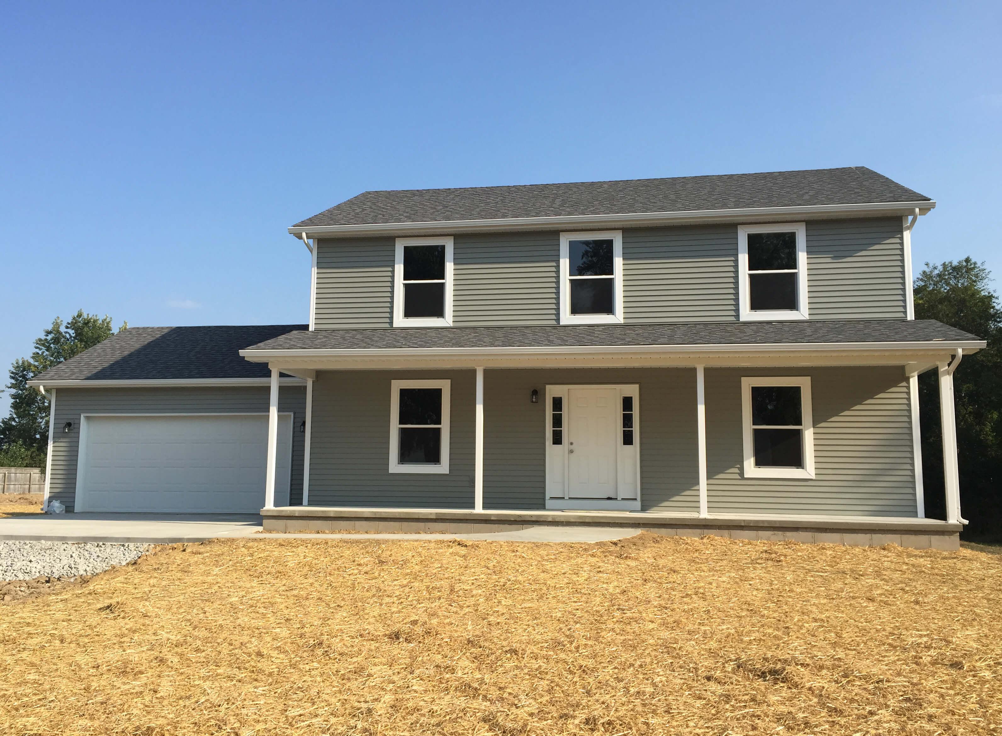 Kokena Monticello Hallmark Homes Indiana 39 S Leading On