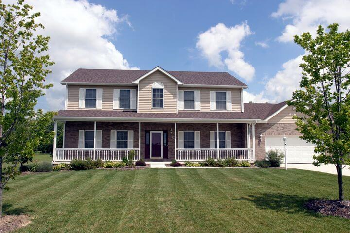 Whitehall 6 hallmark homes indiana 39 s leading on your Indiana home builders on your lot