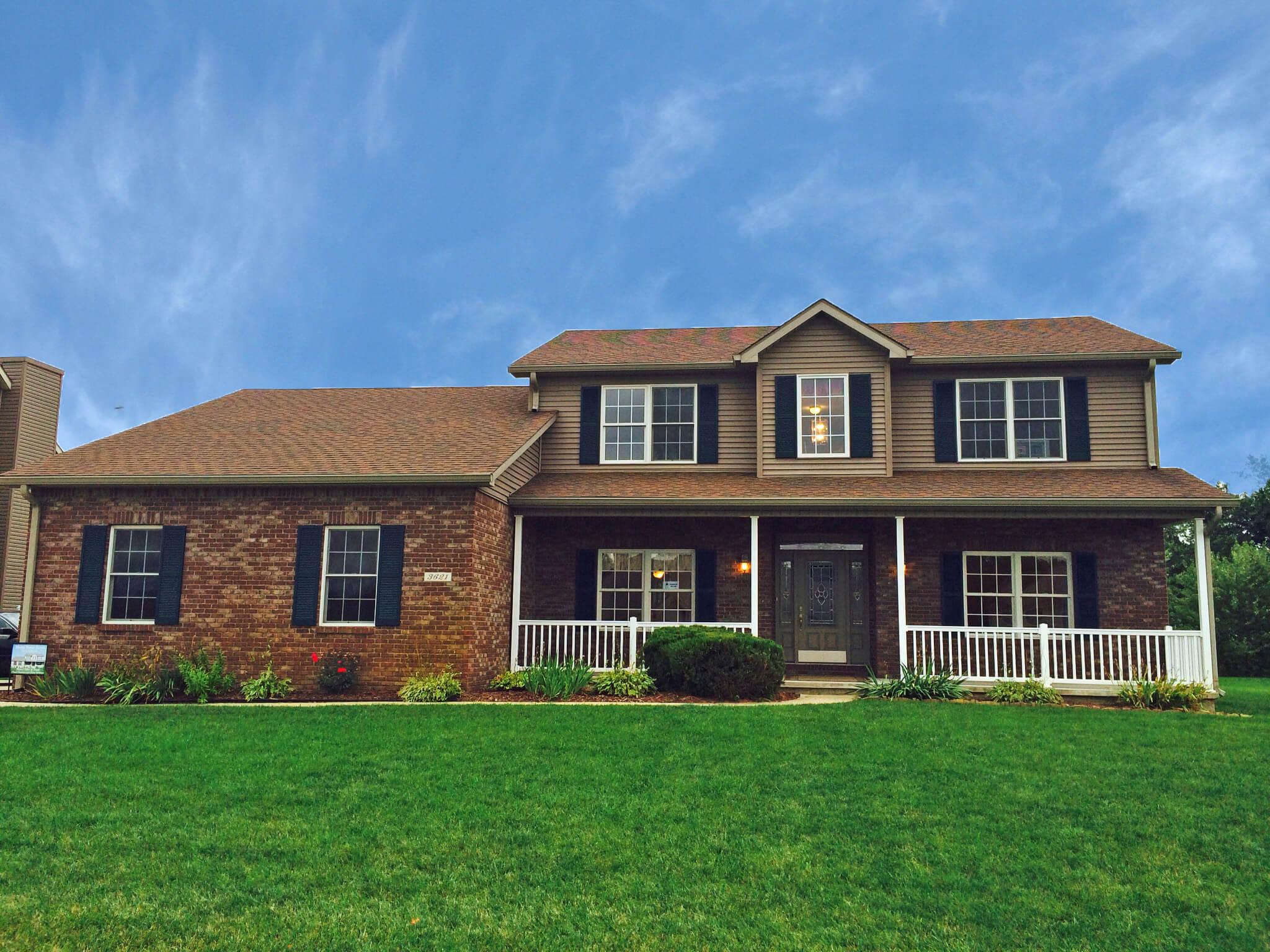 Princeton Hallmark Homes Indiana 39 S Leading On Your
