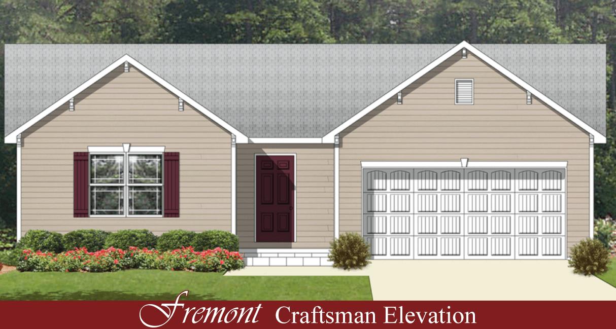 1 Red Craftsman Elevation Hallmark Homes Indiana 39 S