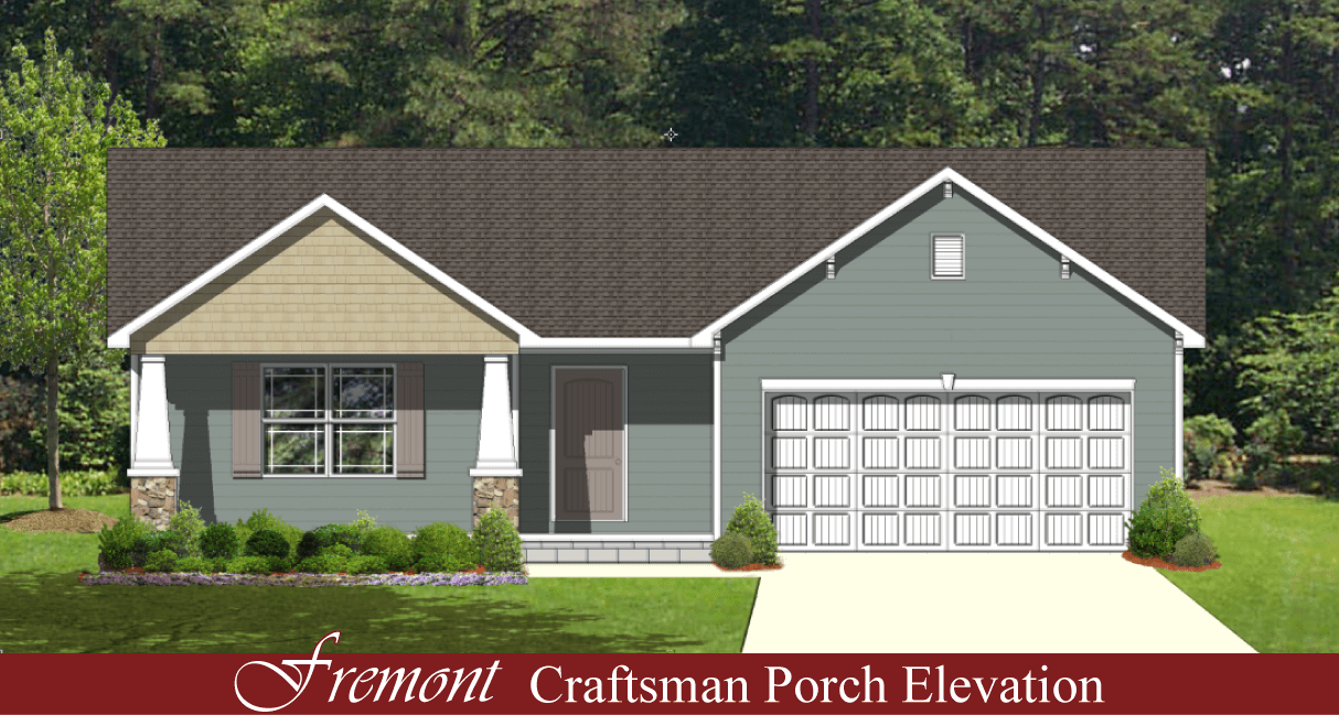Fremont hallmark homes indiana 39 s leading on your lot for Indiana home builders on your lot