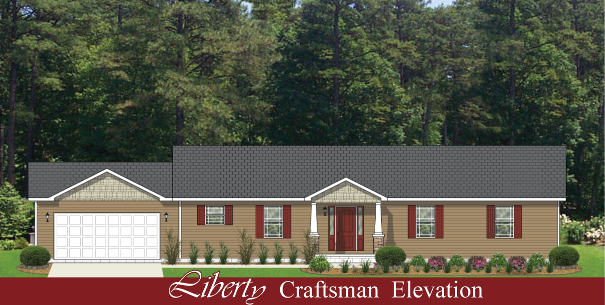 Liberty hallmark homes indiana 39 s leading on your lot for Indiana home builders on your lot