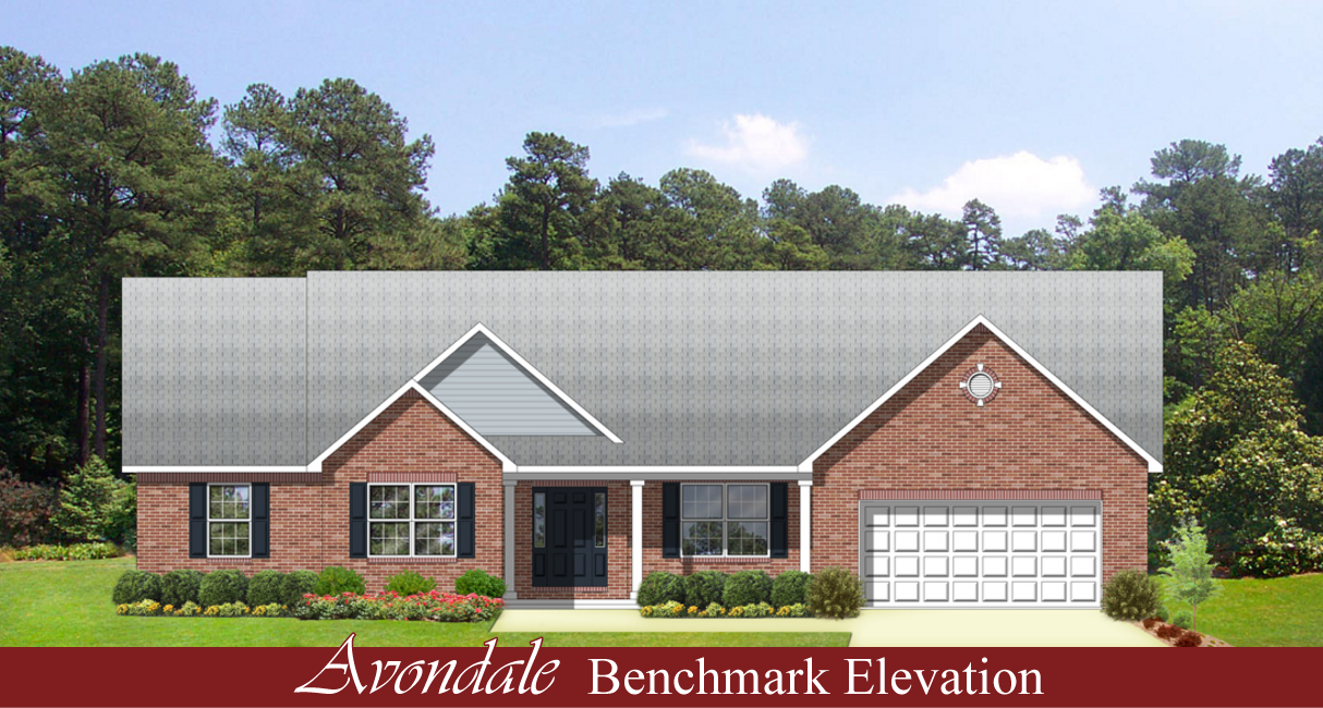 Avondale Hallmark Homes Indiana 39 S Leading On Your Lot: indiana home builders on your lot